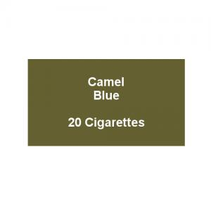 Camel Blue - 1 pack of 20 cigarettes (20)