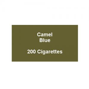 Camel Blue - 10 packs of 20 cigarettes (200)