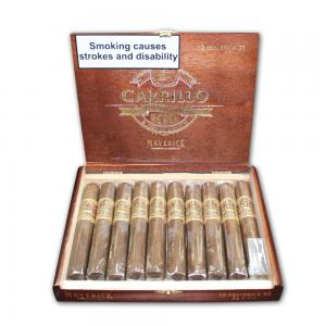 E.P Carrillo Original Rebel Natural Maverick Robusto Cigar - Box of 10
