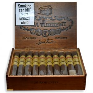 Casa Turrent 1901 Robusto Maduro Cigar - Box of 20