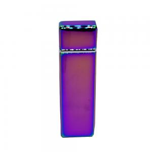 Champ Slim Double Coil USB Lighter - Iridescent