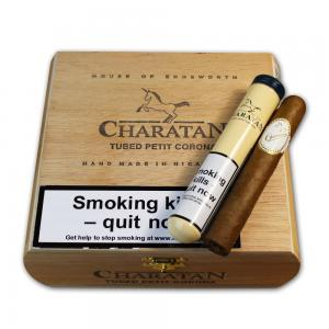 Charatan Petit Corona Tubed Cigar - Box of 10