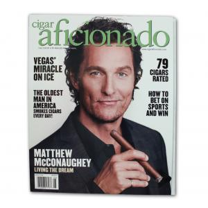 Cigar Aficionado Magazine - July/August 2018
