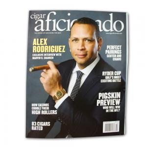 Cigar Aficionado - September/October 2018