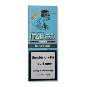 Italico Classico Natural Cigars - Pack of 4