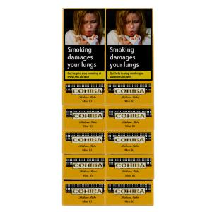 Cohiba Mini Cigarillos - Classic - 10 x Packs of 10 (100)