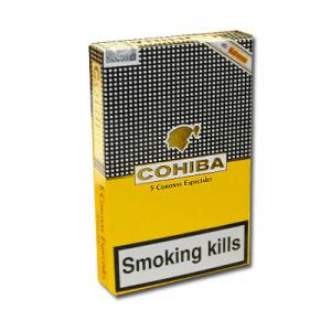 Cohiba Coronas Especiales Cigar - Pack of 5 cigars