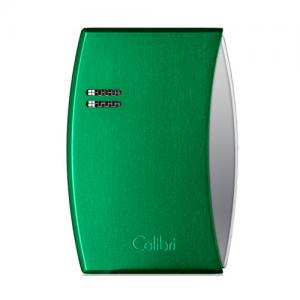 Colibri Eclipse – Single Jet Lighter - Anodized Venus Green (End of Line)