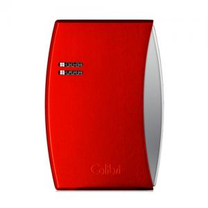 Colibri Eclipse – Single Jet Lighter - Anodized Mercury Red (End of Line)
