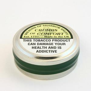 Wilsons of Sharrow - Crumbs of Comfort Snuff - Small Tin - 5g
