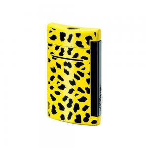 ST Dupont Lighter - Minijet - Leopard