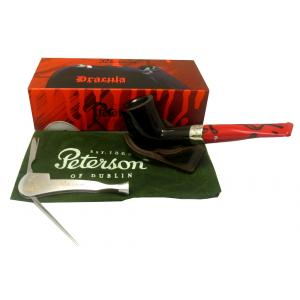 Peterson Dracula Fishtail Smooth Pipe - X105