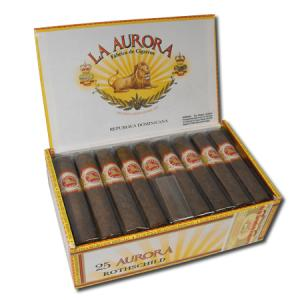 La Aurora Classic Rothschild Cigars - Box of 25