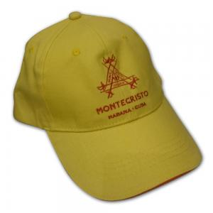 Montecristo Cap - Yellow