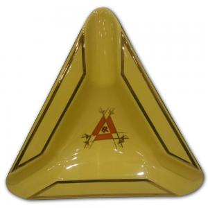 Montecristo Ashtray - Yellow