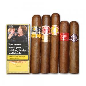 Daily Cigar Sampler – Tuesday Selection