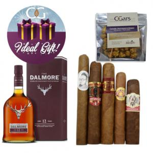 Dalmore 12 Year Old + Around the World Cigar Pairing Sampler