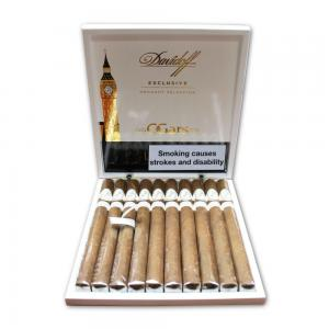 Davidoff Exclusive Orchant Seleccion Lancero Cigar - London Edition - Box of 10