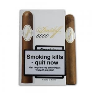 Davidoff 6000 Cigar - Pack of 4 (Discontinued)