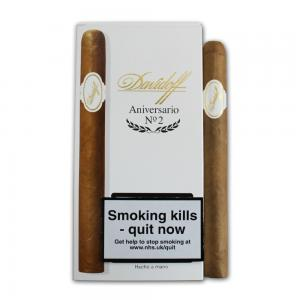 Davidoff Aniversario No. 2 Cigar - Pack of 4