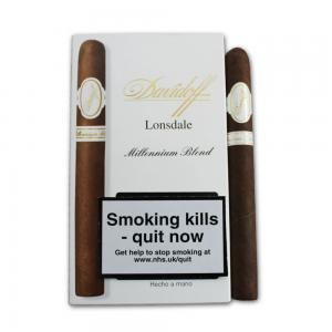 Davidoff Millennium Lonsdale Cigar - Pack of 5 cigars (End of Line)