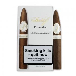 Davidoff Millennium Piramides - Pack of 4