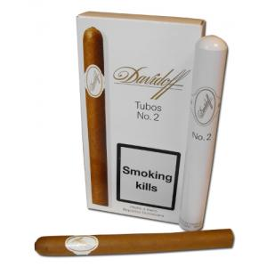 Davidoff Signature Tubos No. 2 Cigar - 1 Single