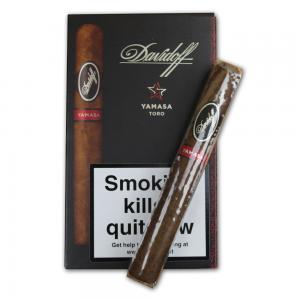 Davidoff Yamasa Toro Cigar - Pack of 4
