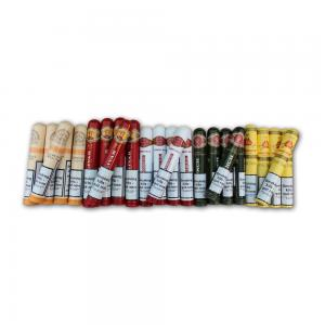 Denisa's Mixed Tubed Selection - 25 Cigars