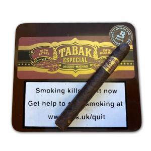 Drew Estate Tabak Especial Oscuro Cafecita Cigar - Tin of 10