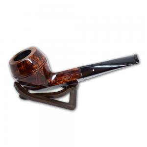 Alfred Dunhill Pipe – The White Spot Amber Root Group 5 Straight Pipe (5104)