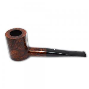 Alfred Dunhill Pipe – The White Spot Amber Root Group 5 Straight Pipe (5122)