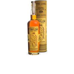 E.H. Taylor Single Barrel Whiskey - 75cl 50%