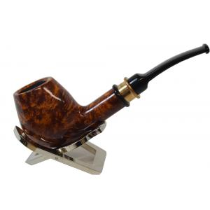 Erik Stokkebye 4th Generation Vintage Nat 9mm Fishtail 1882 Pipe (EKS10)