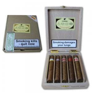 EMS Selection Piramides Cigar Gift Case - 5 Piramides Cigars (Vintage 2013)