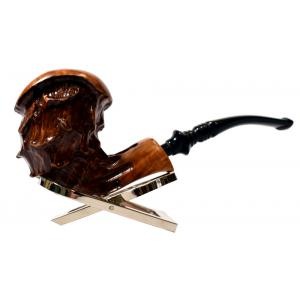 Erik Nording Freehand Clear Point Fishtail Pipe (EN053)