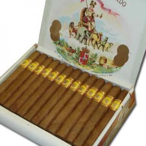 El Rey del Mundo Demi Tasse Cigar - Vintage 1990 - Box of 25