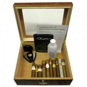 Beginners Pack - Everything you need Compendium - 10 Cigars
