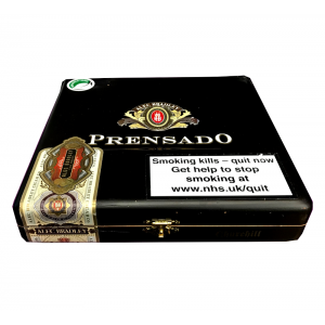 Empty Alec Bradley Prensado Churchill Cigar Box