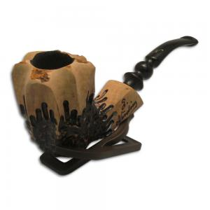 Erik Nording Signature Freehand Rustic Bent Pipe