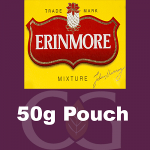 Erinmore Mixture Pipe Tobacco - 50g Pouch