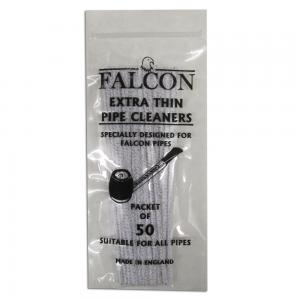 Falcon Extra Thin Pipe Cleaners - Pack of 50