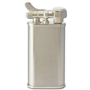 Tsubota Pearl - Fox Tail Pipe Lighter - Silver Barley