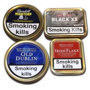 Full Flavour Pipe Tobacco Sampler - 200g