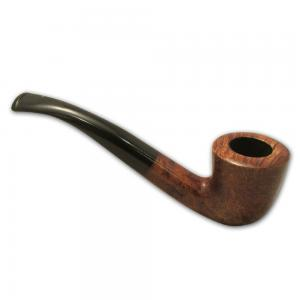 Great British Classic Pipe Smooth Bent Dublin