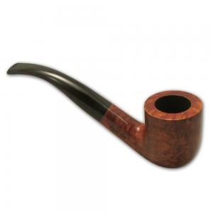 Great British Classic Pipe Smooth Bent Pot
