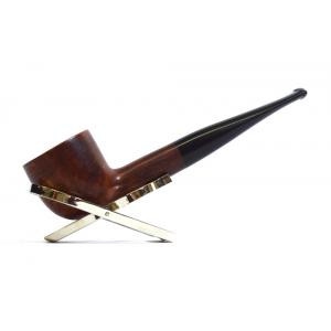 John Brumfit Great British Classic Pot Smooth Straight Fishtail Pipe (GBC048)
