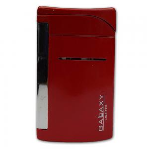 Galaxy Mini Turbo Jet Lighter - Red