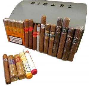 Gentili Domenico Cigar Sampler - 21 Cigars - Unbelievable Value!