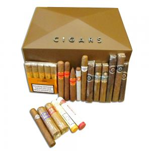 Gentili Emilio Cigar Sampler - 21 Cigars - Unbelievable Value!